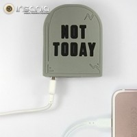 Powerbank Not Today Mojipower 2600mAh