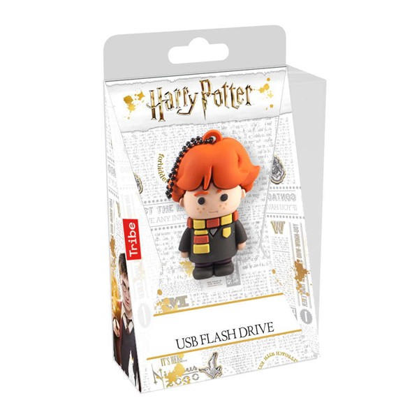 Tribe Pen Drive Harry Potter Ron 16GB