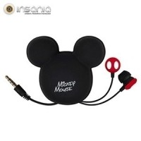 Tribe Auriculares Disney Mickey com Bolsa