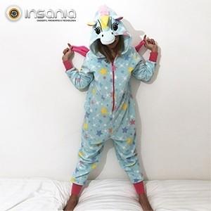 Pijama Macacão Coral Alice