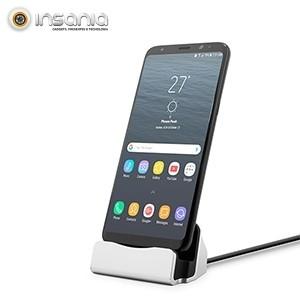 Dock de Carregamento USB-C para Smartphone