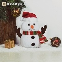 Boneco de Neve Falador