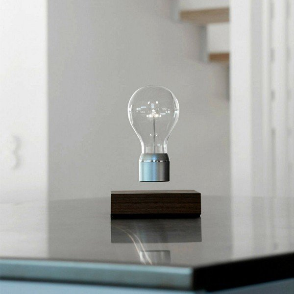 Candeeiro Flyte Levitating Light Edison Manhattan