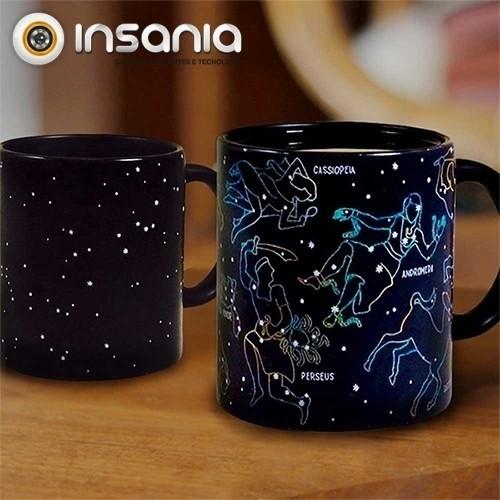 Caneca Muda de Aspeto Constelações