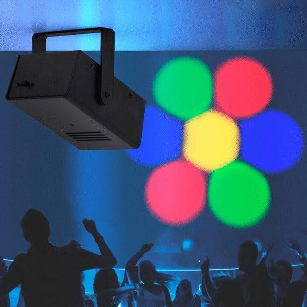 Projetor LED Portátil DJ