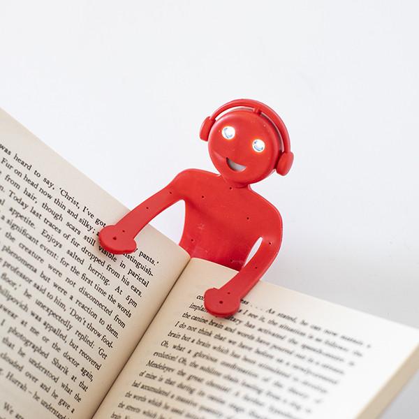 Suporte Flexível Boneco com Luzes LED