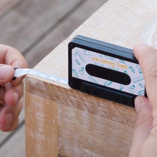 Cinta métrica Cassette