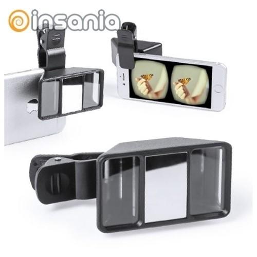 Lente 3D para Câmara de Smartphone