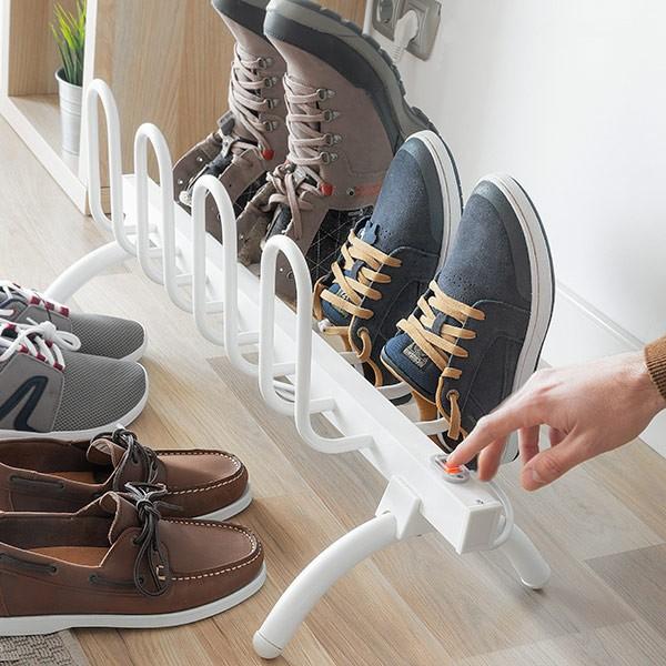 Organizador de zapatos eléctrico