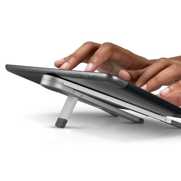 Suporte Twelve South Compass 2 Cinzento para iPad
