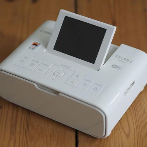 Impressora Portátil Canon Selphy CP1300 Branca