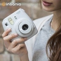 Máquina Fotográfica Fujifilm Instax Mini 9 Branca