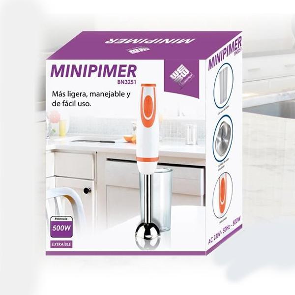 Varita mágica Minipimer 500W