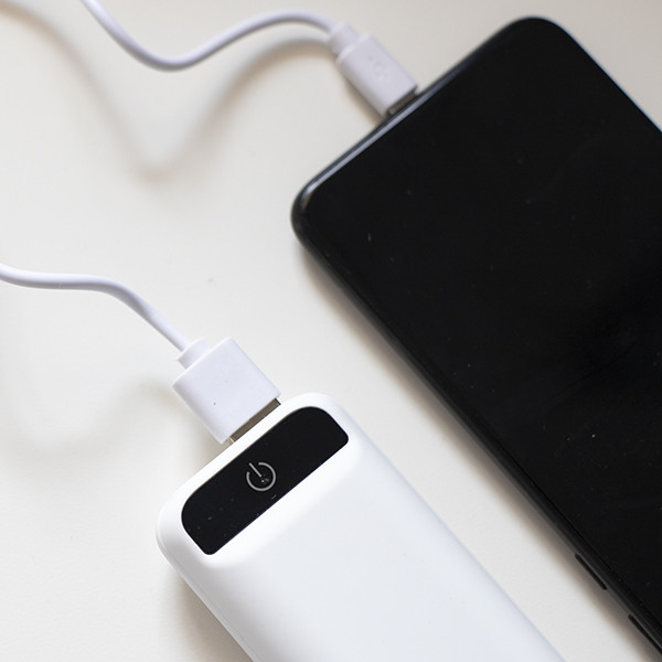 Carregador Portátil Powerbank Mini 5200 mAh
