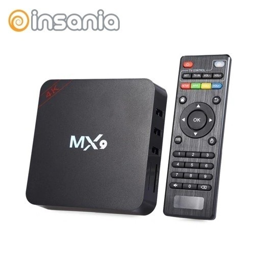 Smart Android Box 4K