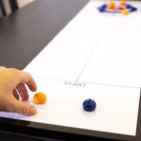 Jogo de Mesa Curling