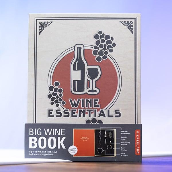 Livro Acessórios de Vinho