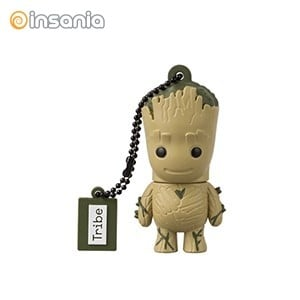 Tribe Pen Drive Marvel Guardians Galaxy Groot 16GB