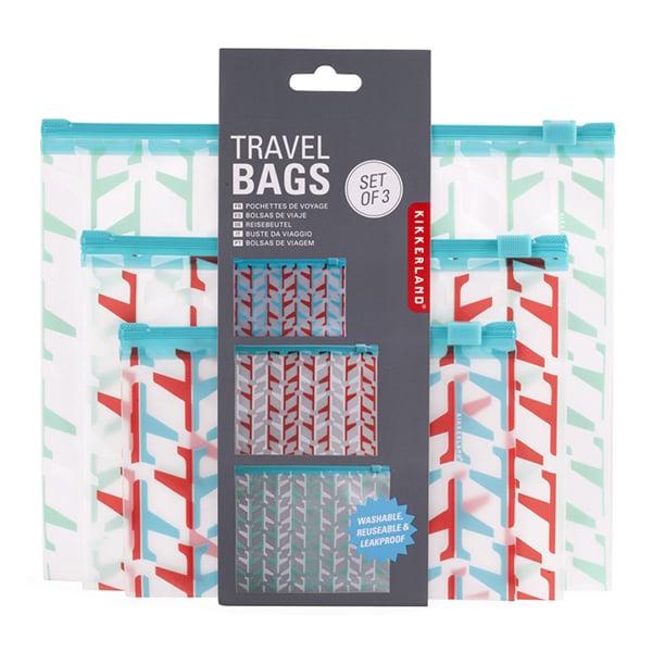 Bolsas de Viagem (Pack 3)