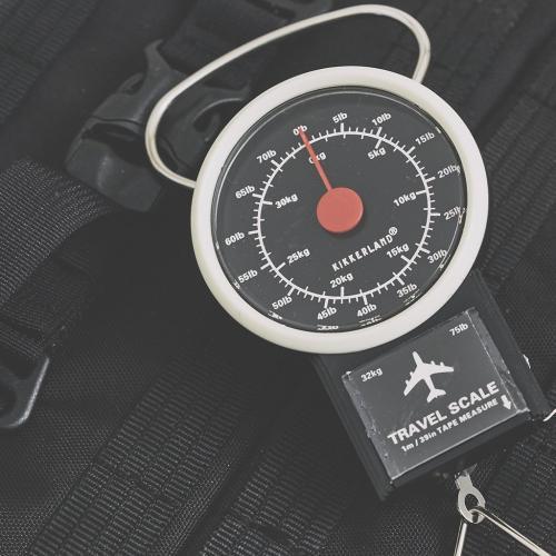 Balança de Viagem para Malas
