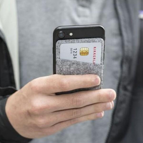 Compartimento de seguridad para smartphone