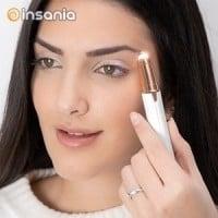 Depiladora de Precisão Facial com LED