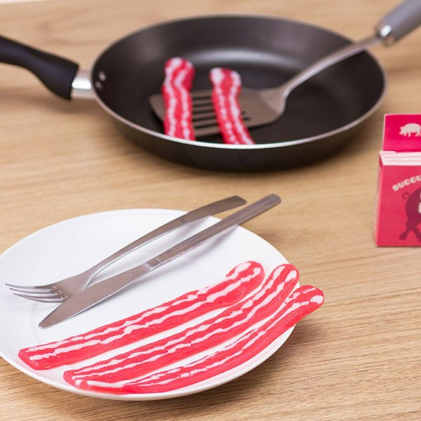 Gomas Tiras de Bacon