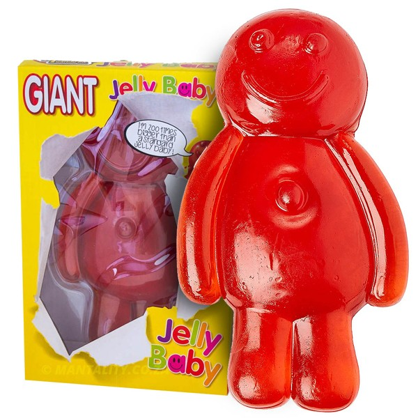 Goma Gigante Jelly Baby