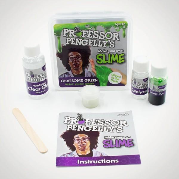 Kit para Fazer Slime Verde