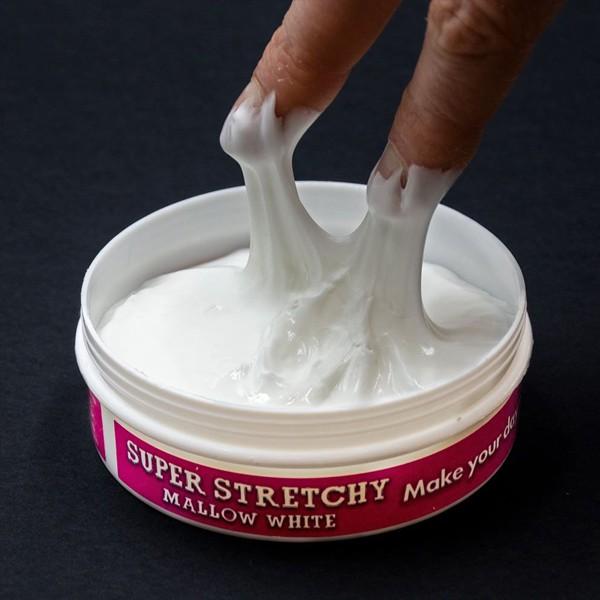 Slime Super Elástico Branco