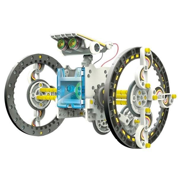 Kit Robô Solar 14-em-1