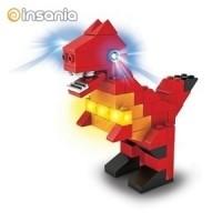 Dinossauro Growling com Luz