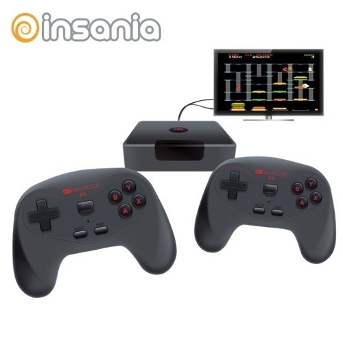 Consola Wireless Retro