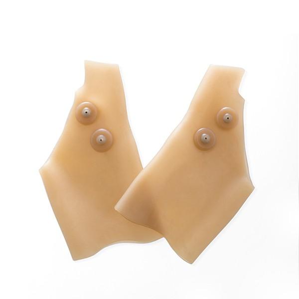 Muñeca elástica de compresión (paquete de 2)
