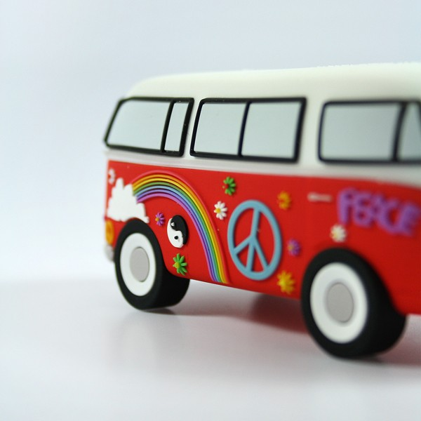 Powerbank Hippie Van Mojipower 2600mAh