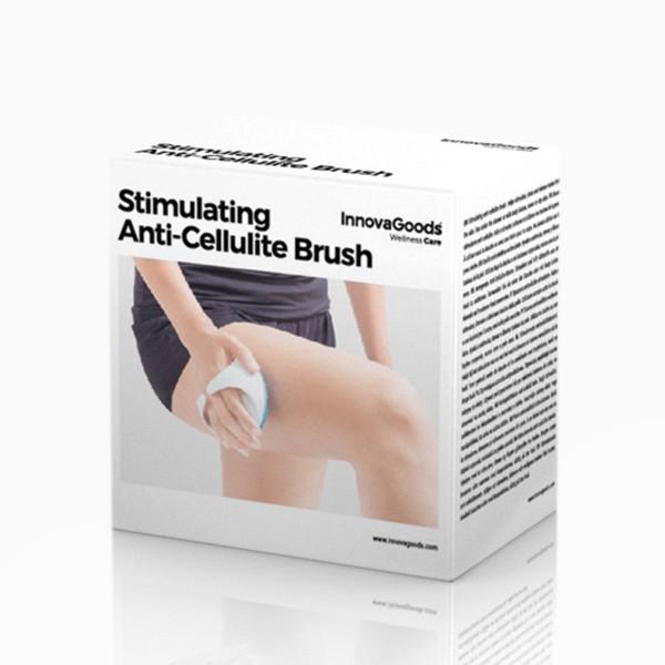 Escova de Massagem Estimulante Anticelulite