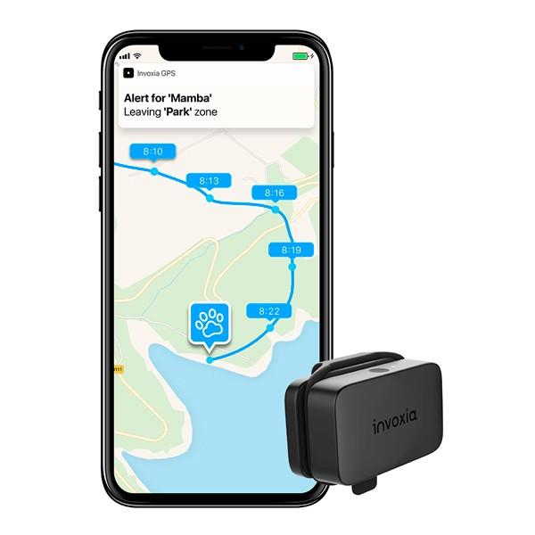 Localizador GPS para Animais Invoxia