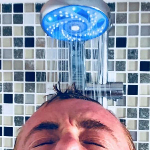 Chuveiro Hydrao Shower Aloé