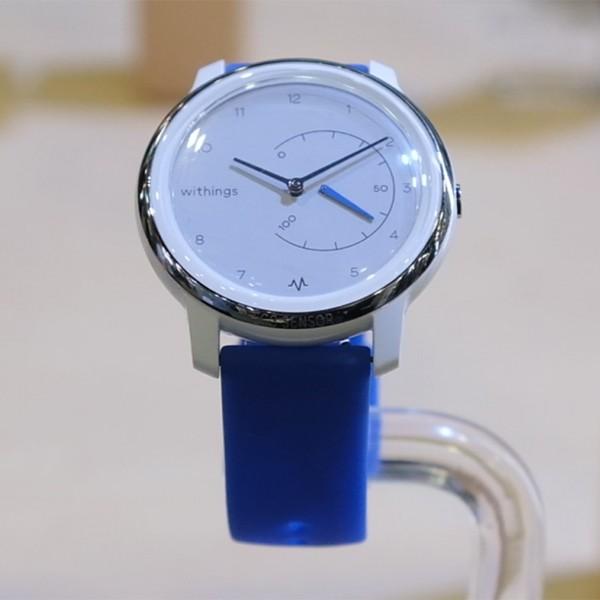 Relógio Desportivo Move Withings Azul e Branco