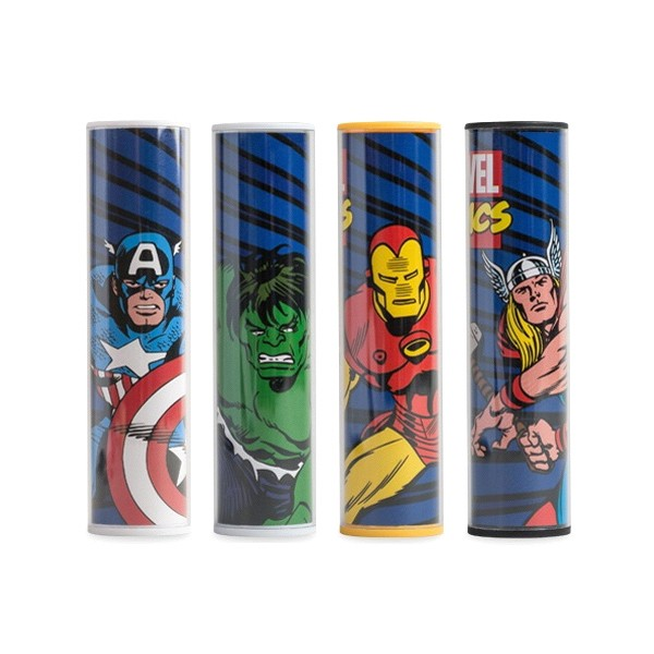 Tribe Power Bank Marvel Iron Man 2600 mAh batería recargable