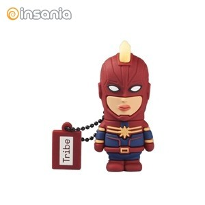 Tribe Pen Drive Marvel Captain Marvel 16GB