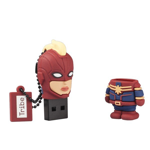 Tribe Pen Drive Marvel Captain Marvel 16GB