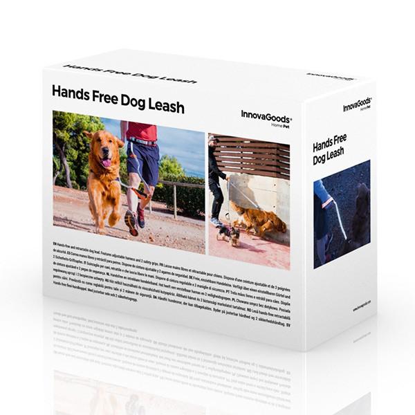 Correas de perro manos libres
