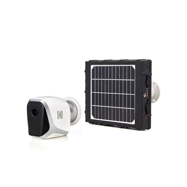 Câmara Kodak W101 com Painel Solar