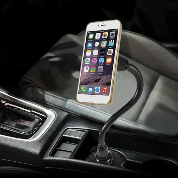 Suporte Magnético Cup para o Carro Macally   Smartphone