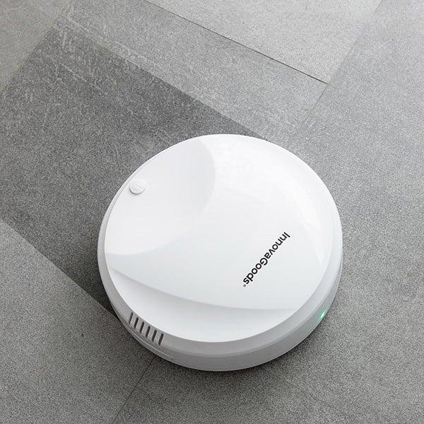 Robô Aspirador Inteligente Rovac 1000 Branco