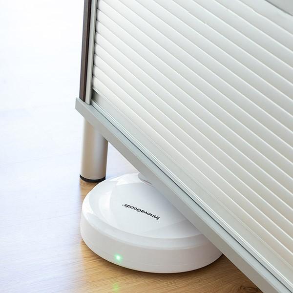Robot Smart Aspirador Rovac 1000 Blanco