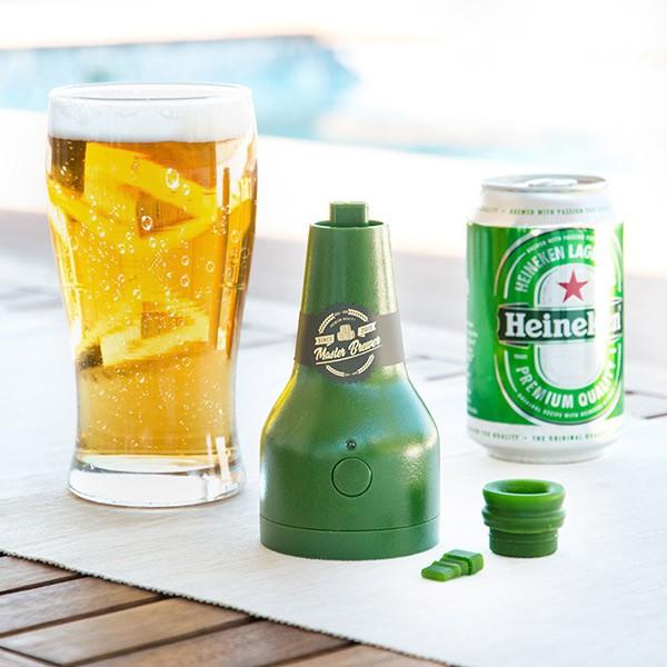 Bengala de cerveza ultrasónica para latas