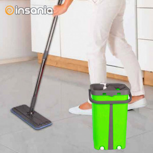 360º Rotating Magic Mopping