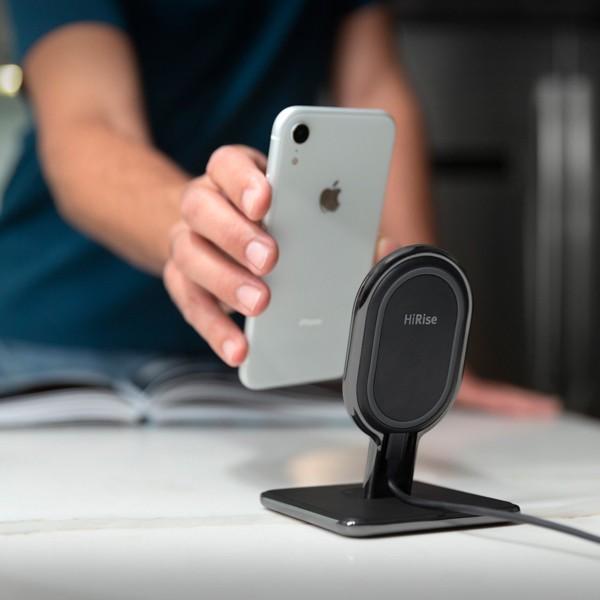 Carregador Wireless QI Twelve South HiRise Preto